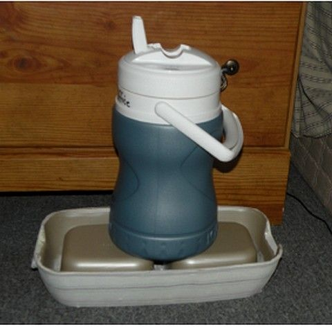Bed Bug Trap By Changlu Wang    Homemade Bed Bug Trap Constructed From A  Plastic