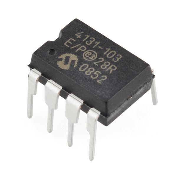 Digital Potentiometer 10k Digital Microcontrollers My Alarm Clock