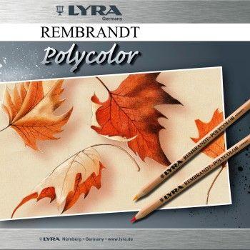 Lyra Pencils 72 Pencil Color Pencil Rembrandt Stationery