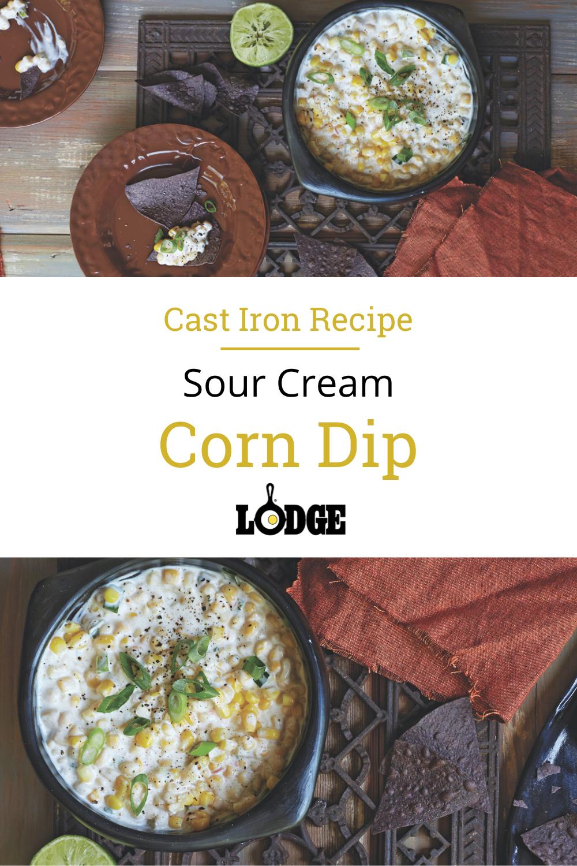 Sour Cream Corn Dip Recipe In 2020 Corn Dip Creamed Corn Sour Cream