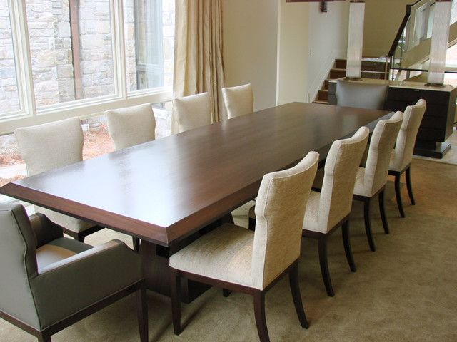 Long Dining Table furniture: long dining room tables ...