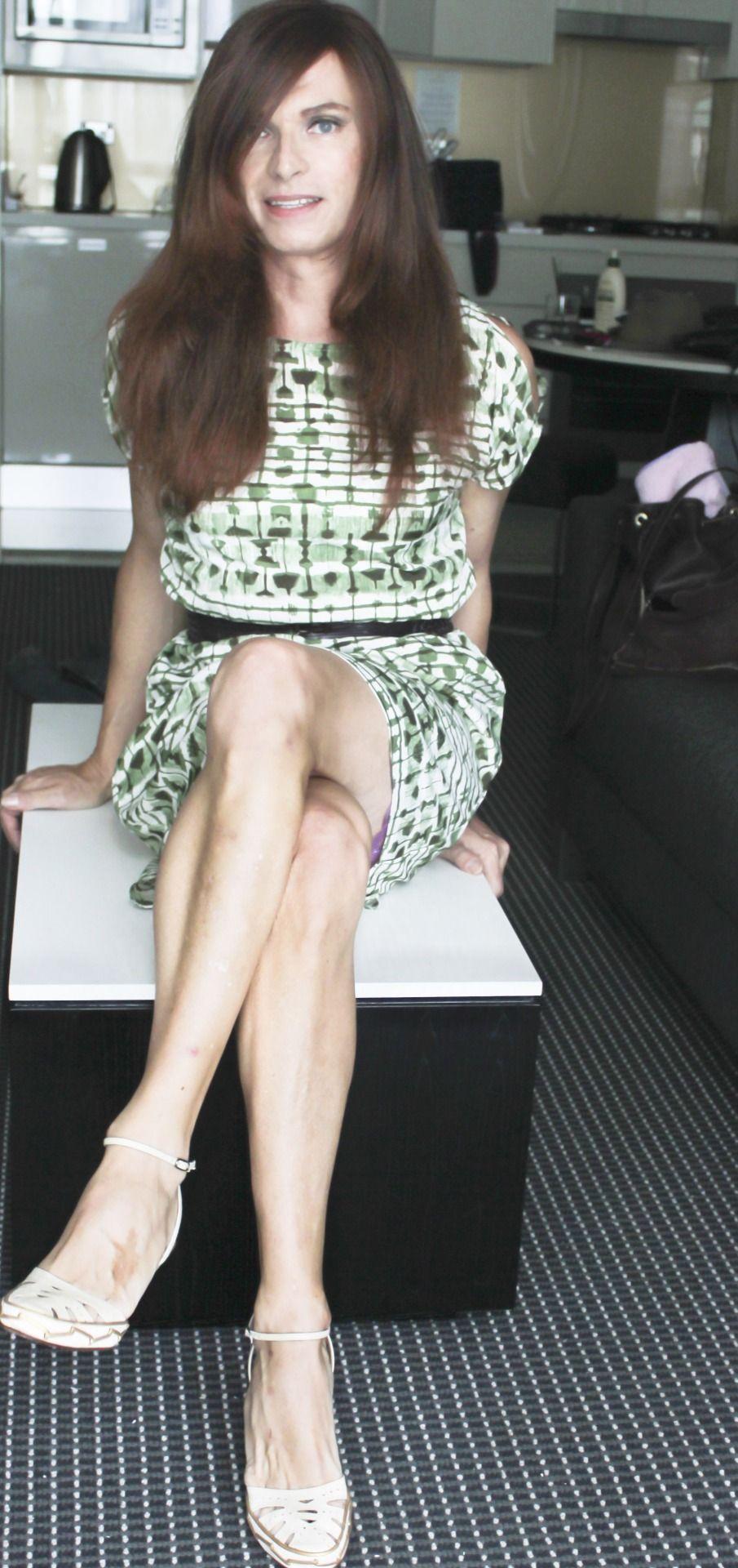 Pin On Beautiful Crossdressers And Trans Women-7771