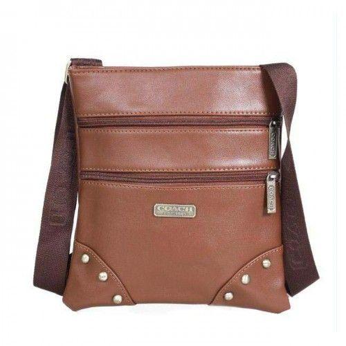 coach north south small brown crossbody bags dpy regular price rh pinterest com