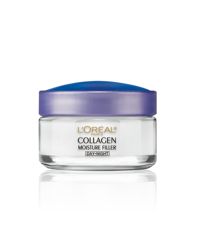 Dermatologist Tested L Oreal Paris Collagen Moisture Filler Anti Aging Night Face Cream 1 7 Oz In 2020 Anti Aging Face Cream Anti Aging Skin Products Best Night Cream