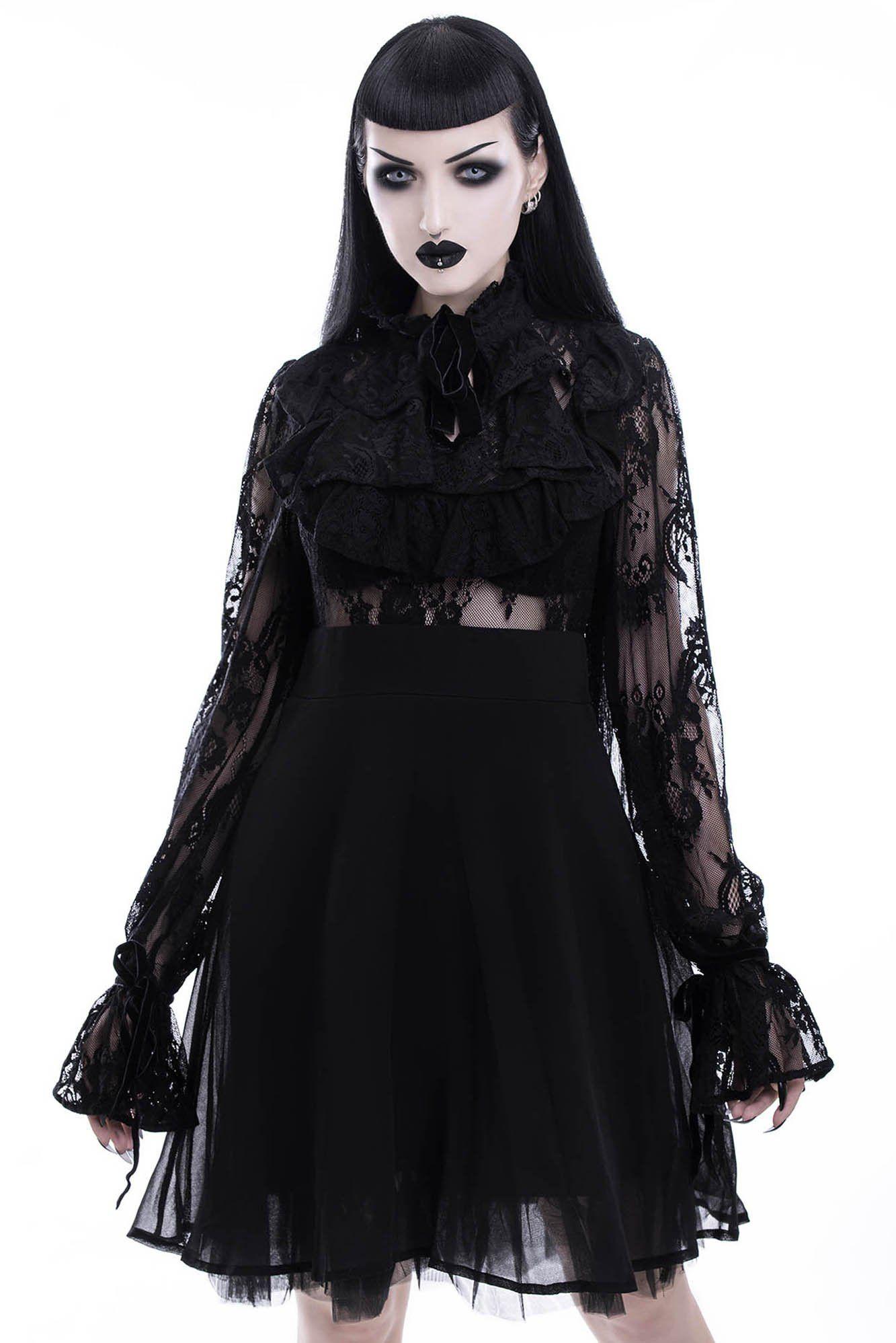 Afterlife Party Dress Shop Now Killstar Com Killstar Uk Store Party Dress Killstar Dress Lace Skater Dress [ 1997 x 1333 Pixel ]