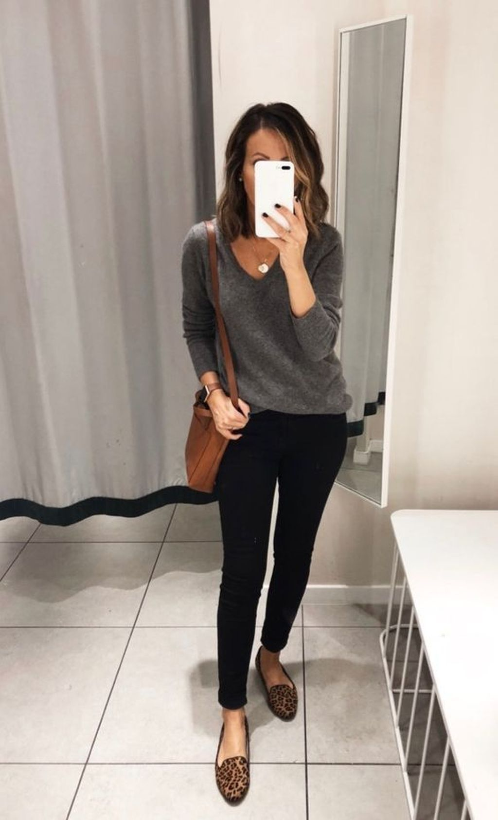 30+ Newest Winter Work Outfits Ideas With Flat Boots 3