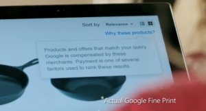 New Microsoft ad Scroogles on the Surface