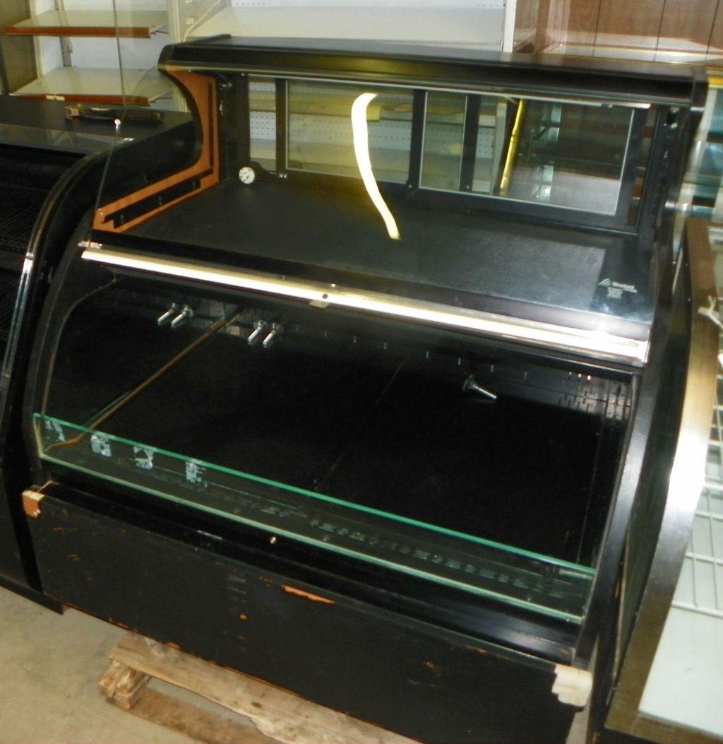 "Used 48"" Merchandiser Cooler Display Case Federal FJAF"