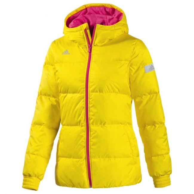 adidas J COSY DOWN JKT zimní bunda dámská  Crishcz  adidas  womenswear   jacket 8bb5e5b5475