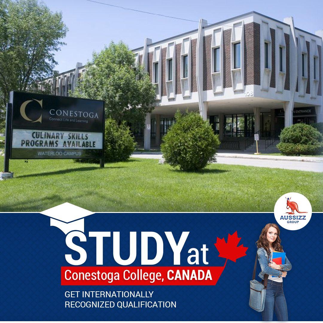 StudyinCanada Conestoga College! 👉 More than 200