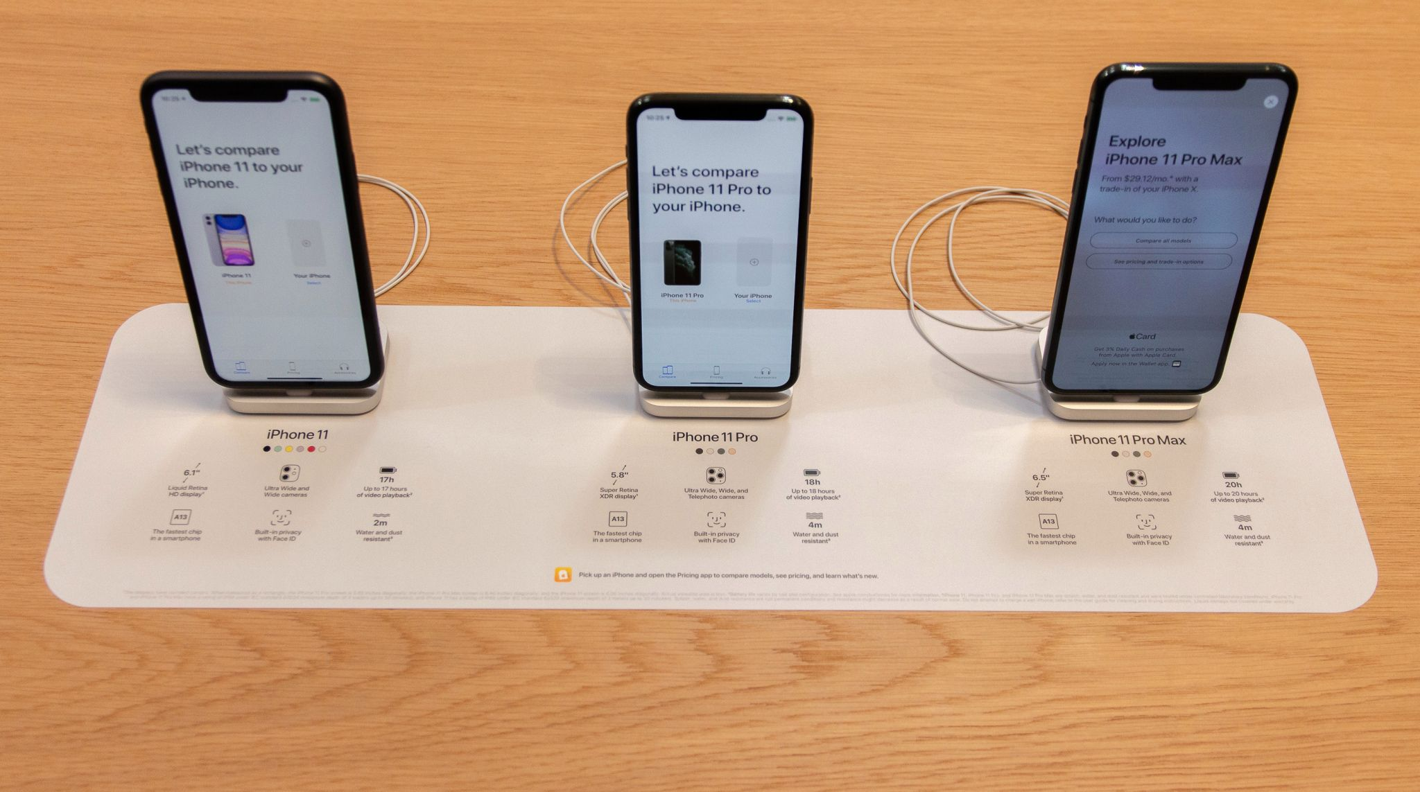 Everything New In Apple Stores For Iphone 11 Window Displays Redesigned Avenues More In 2020 Iphone 11 Apple Store Iphone Features