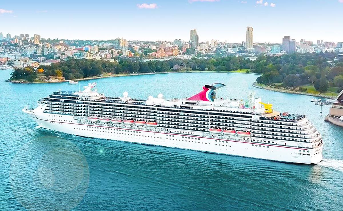 Carnival Cruise 2020.Carnival Cruise Line Sailing From New Port In 2020