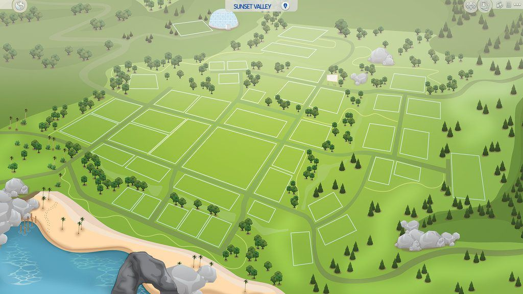 Sunset Valley   Game   Sims, Sims 4, Sims 4 game mods
