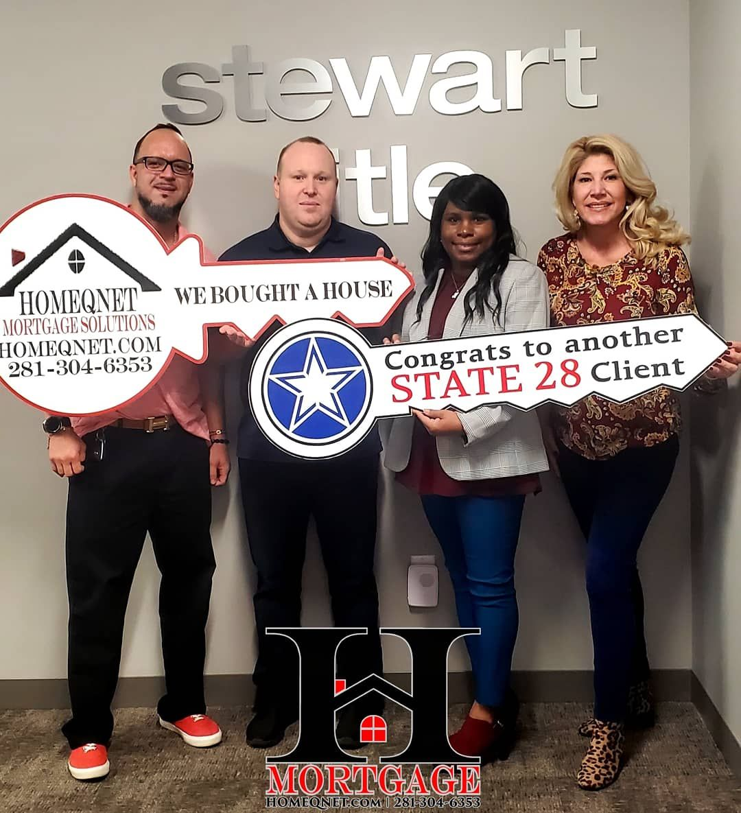 Congratulations to Mr. & Mrs. Sutton on their home