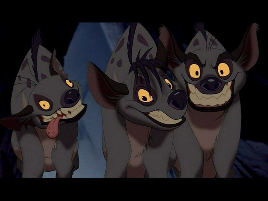 heyana s shenzi tell me about it i just hear that name and i shudder shenzi banzai and ed the lion king