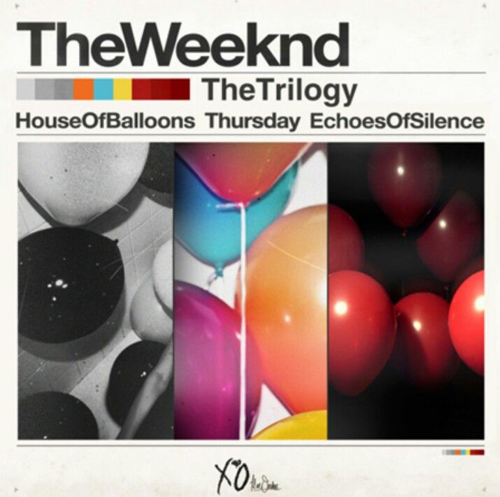 The Weeknd The Trilogy The Weeknd The Weeknd Albums The