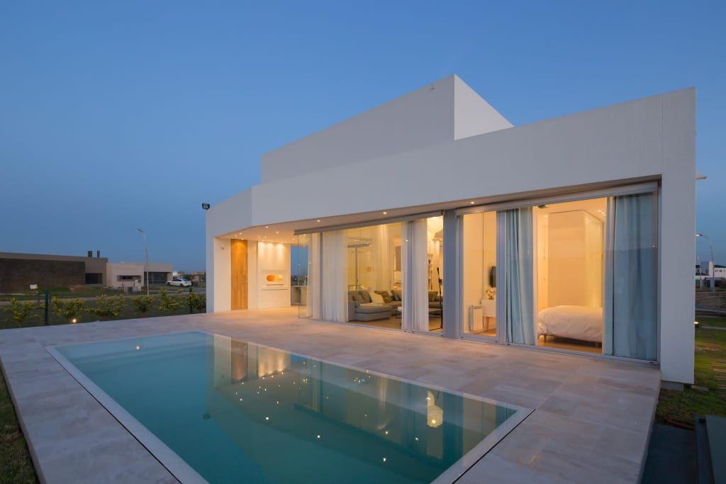 Im genes de decoraci n y dise o de interiores estilo for Casas pequenas estilo minimalista