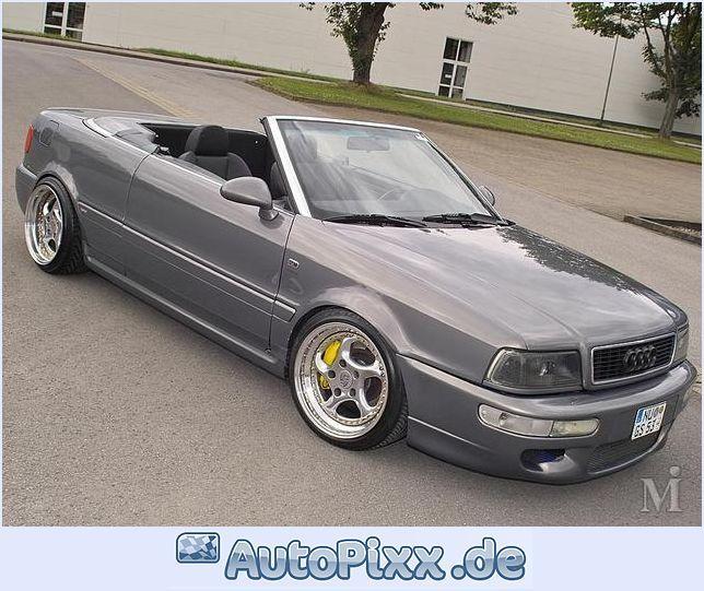 Audi 80 Cabrio - Szukaj W Google