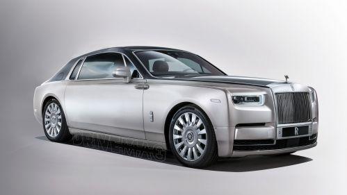 All New Rolls Royce Phantom Loses Two Doors In Photoshop Rolls Royce Phantom Rolls Royce Rolls Royce Models
