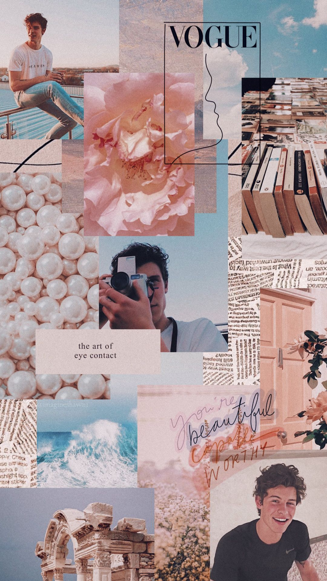 Shawn Mendes Aesthetic Pictures
