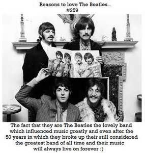 Reasons to love The Beatles #259