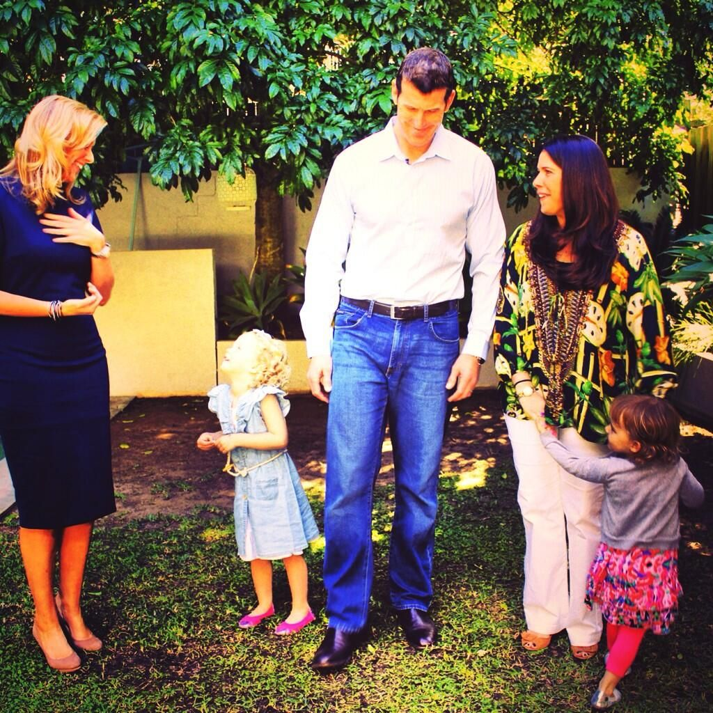 Congratulations Father of the Year, Ben Roberts-Smith