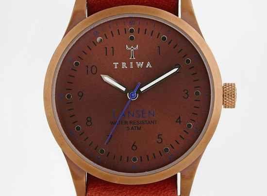 Triwa | Zweedse luxeAl sinds 2007 is TRIWA hard op weg om een bekende naam te worden in de horloge wereld. Alle TRIWA horloges zijn ontworpen in het hoofdkwartier dat in Stockholm staat.Het Zweedse horlogemerk wil met haar eigentijdse aanpassingen op de klassieke horloges een tijdloos en nieuw product aanbieden.Bestel jouw favoriete horloge nu snel via de DopArt webshop.
