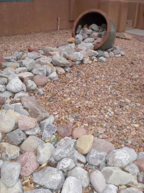 Xeriscaping Dallas Tx And Surrounding Areas Xeriscape Landscaping Landscaping With Rocks Desert Landscaping