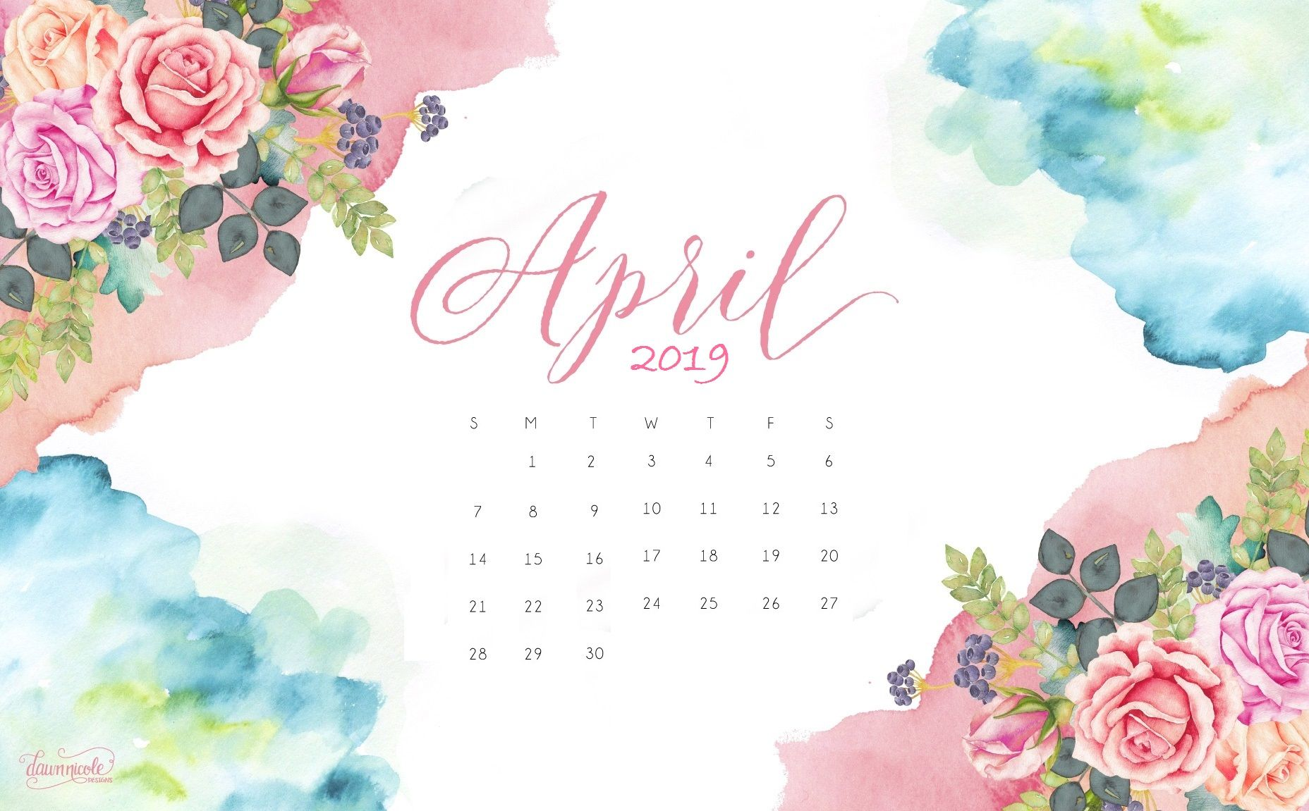 April 2019 Wallpaper Calendar Calendar Wallpaper Desktop Wallpaper Calendar Desktop Calendar
