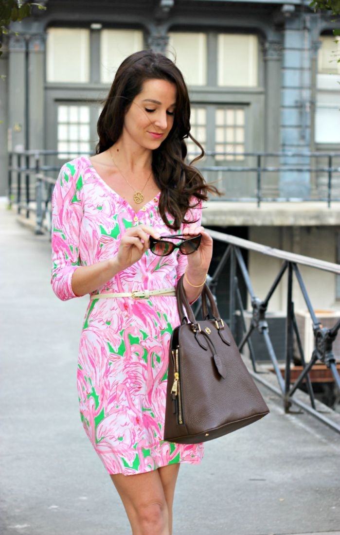 Love It Florida Style: Lilly Pulitzer Palmetto Dress And Ray-Ban Giveaway