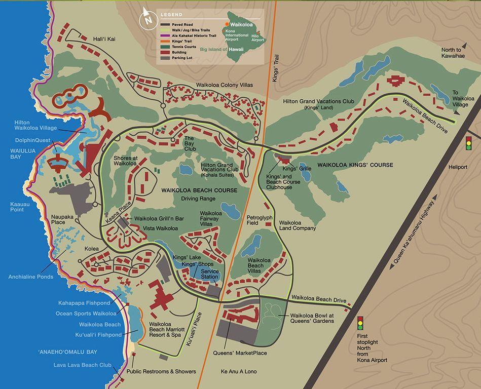 Image Result For Kolea Resort Map