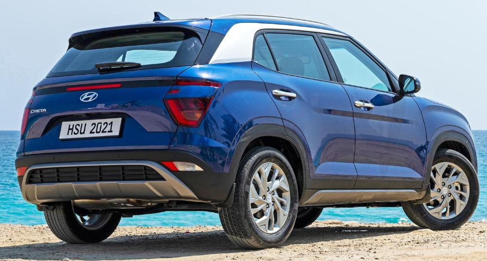 هيونداي كريتا 2021 الجديدة تماما تصميم أكثر قوة وجرأة لسيارة الدفع الرباعي الصغيرة الناجحة In 2020 Car Hyundai Suv