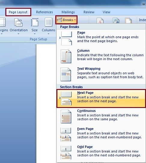 Pin Di Tips Belajar Ms Office