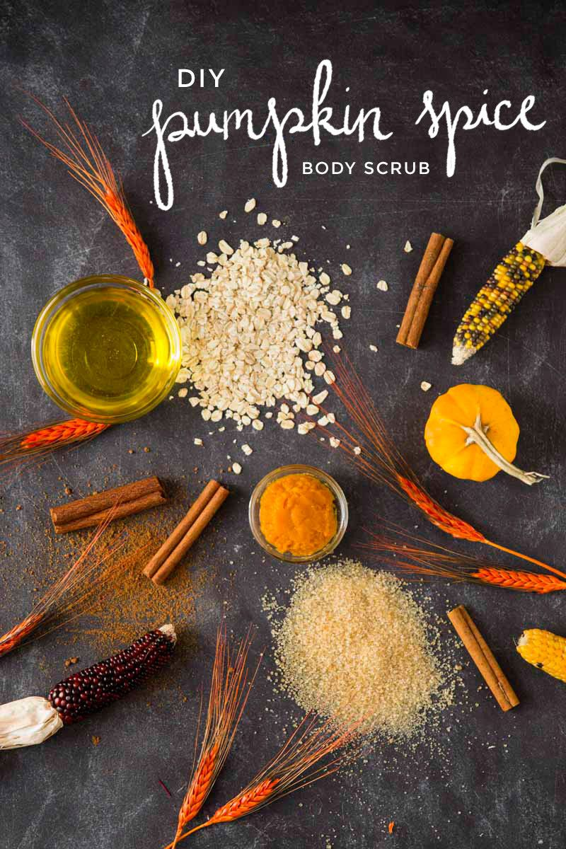 Diy Soothing Pumpkin Spice Body Scrub With Tons Of Goodies For Wiring Diagram Your Skin Like Honey Oatmeal Raw Sugar And Spices Alyssa Renee