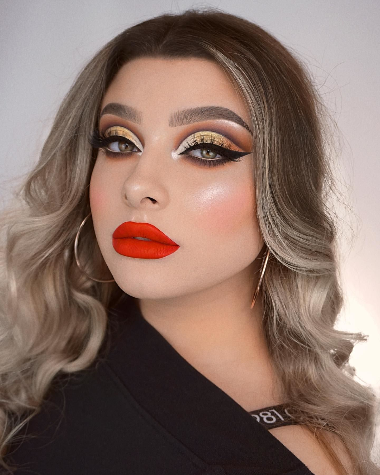 60 Dramatic Makeup Looks Make You Glow In 2020 Page 8 Of 9 In