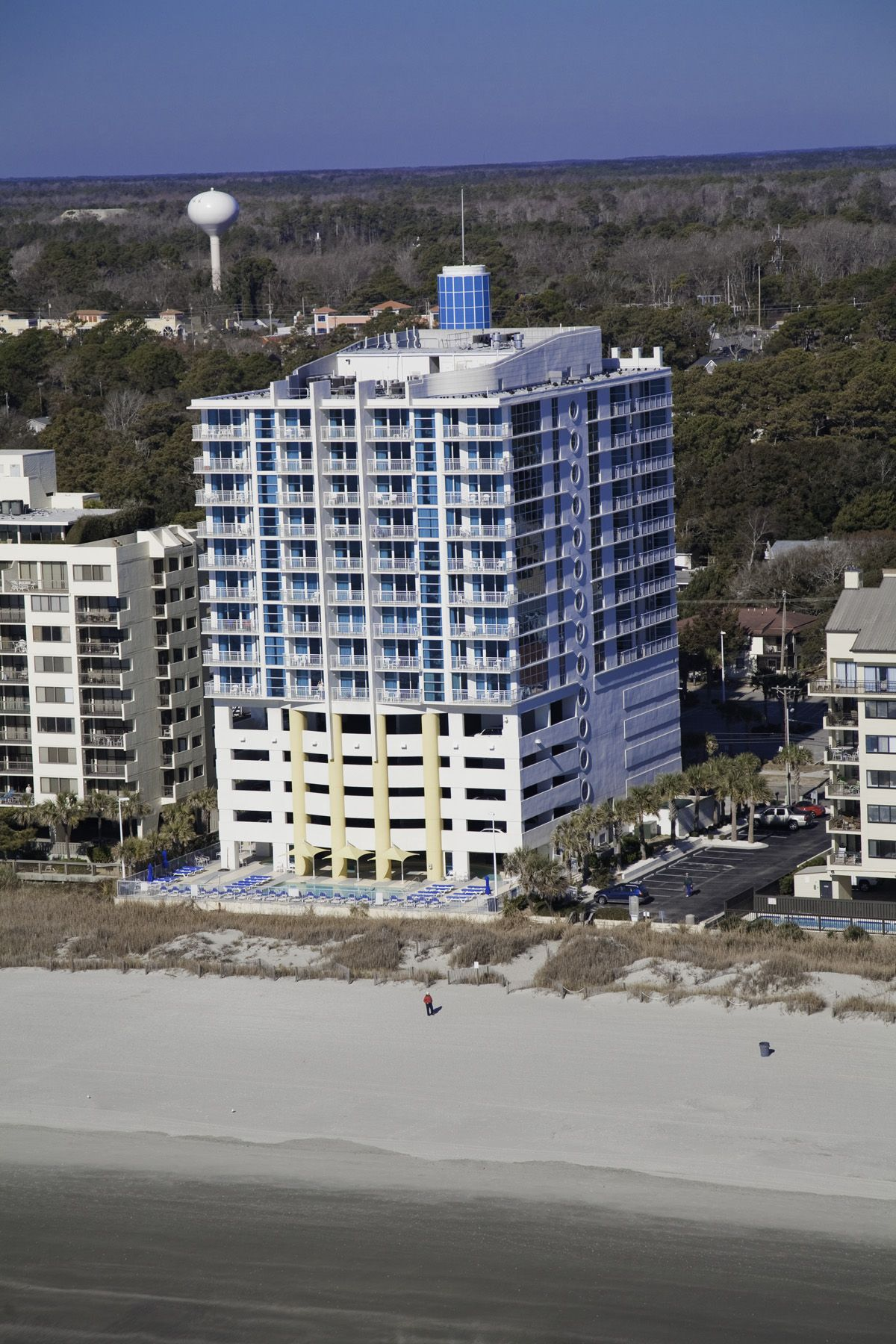 Our Beautiful North Myrtle Beach Oceanfront Hotel Is Located Only