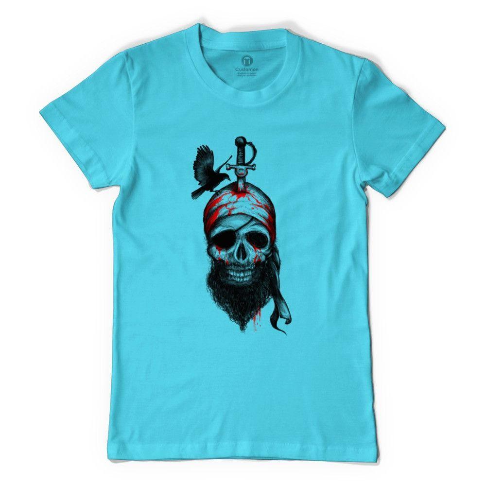 Fallen Pirate Women's T-shirt