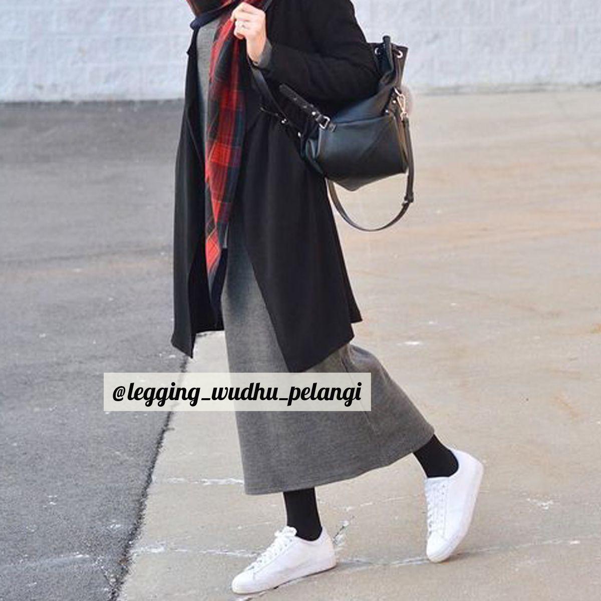 Legging Muslimah Legging Wudhu Muslimah Celana Hijab Celana Muslim Hijaber Hijab Style Celana Muslimah Legging Legging Wanita Leggin Baju Muslim Celana