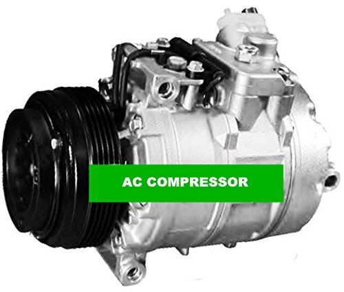 GOWE AC COMPRESSOR FOR CAR BMW 5 E39 530 535 540 520 528 FOR