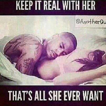Keep it Real!!