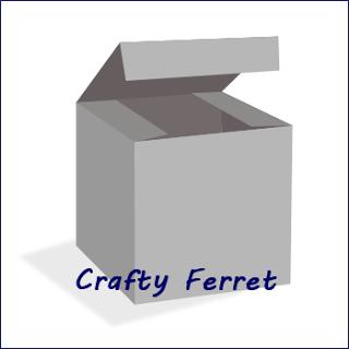 Crafty Ferret Diy Gift Box Crafty Paper Crafts