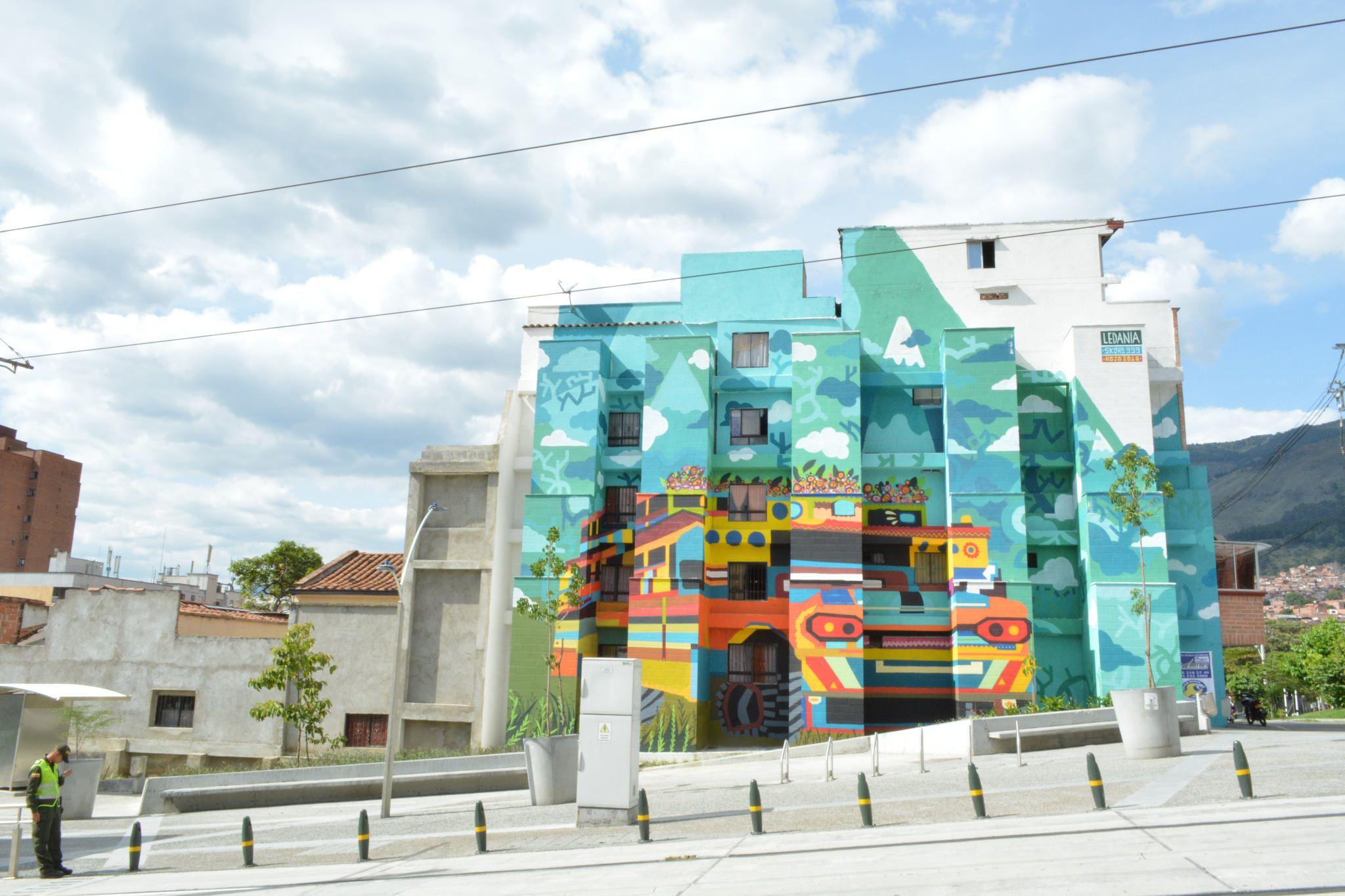 Arte urbano en Ayacucho