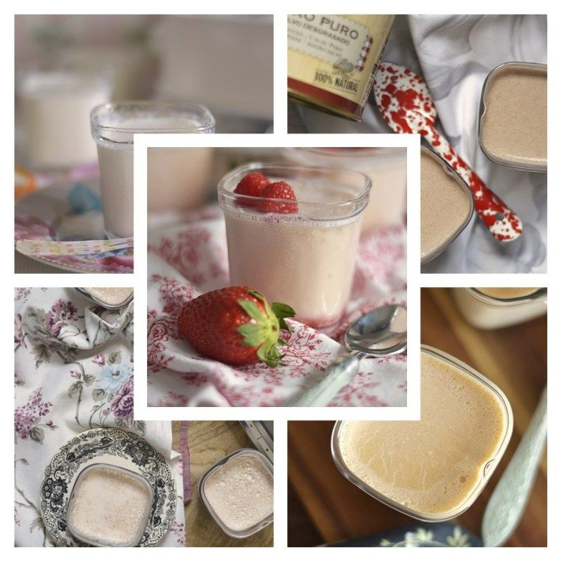 Cinco recetas para hacer yogures en casa
