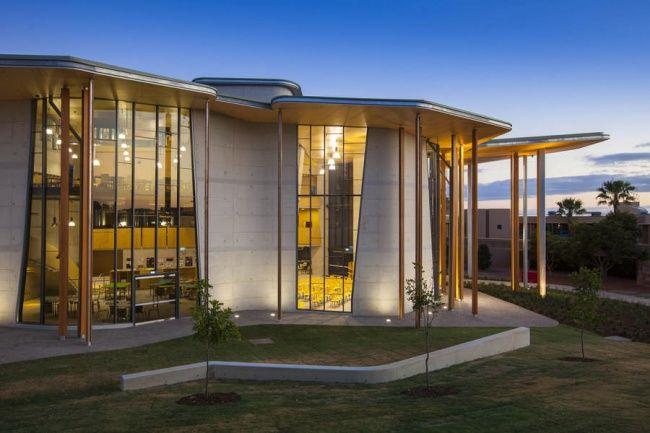 architecture school in Australia