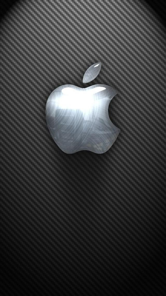 Apple Silver Iphone 5 Backgrounds Download Wallpaper Themes Cool Wallpapers