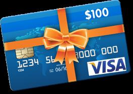 Amazing Offer..Get $13 Visa Gift Card-Free  Visa gift card, Gift