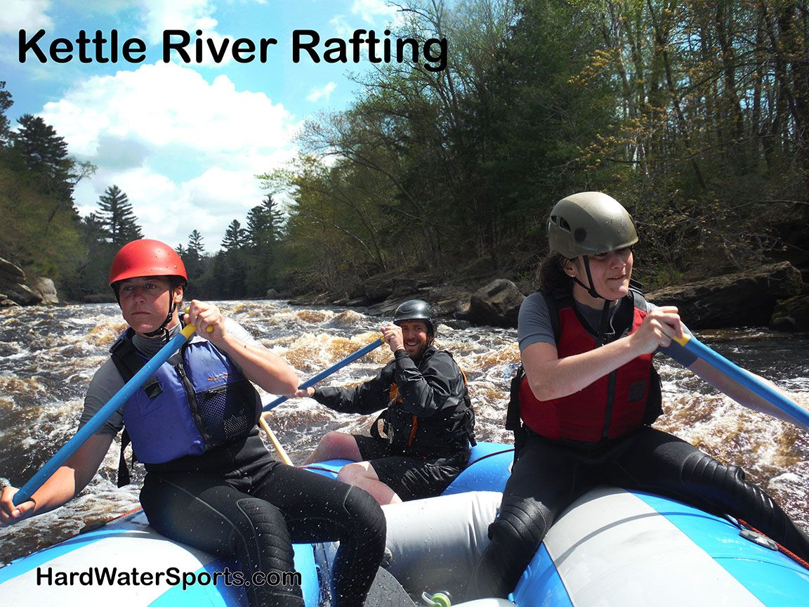 Rafting on the Kettle River, a must do Minnesota adventure