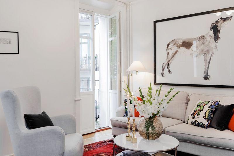 Interieur | 10 Tips Voor Het Inrichten Van Een Klein Huis Of Appartement U2013  Stijlvol Styling