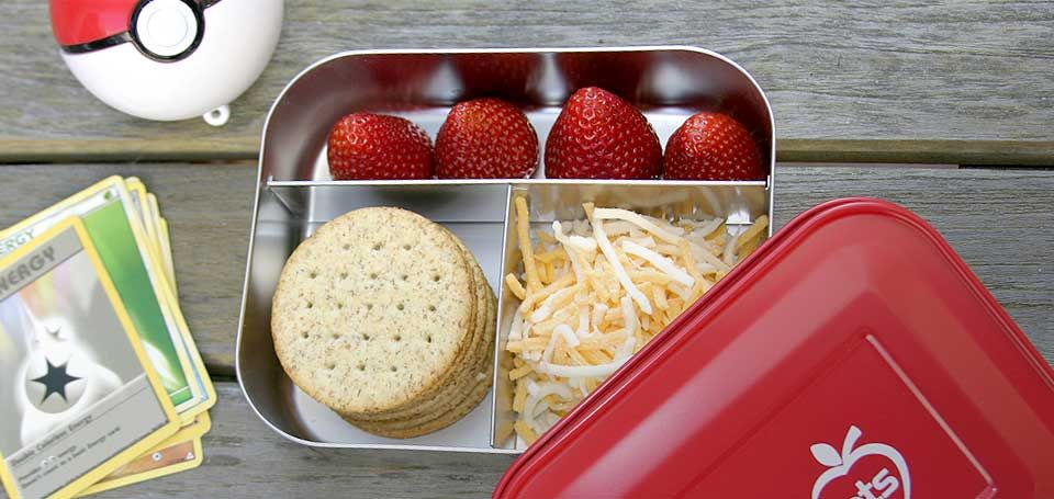 lunchbots.com -- Sweet stainless steel lunch containers. Come in different sizes, color options. Definitely on my wish list!