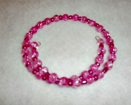 Memory Wire Bracelet - $5.00 (1 available) Pinks